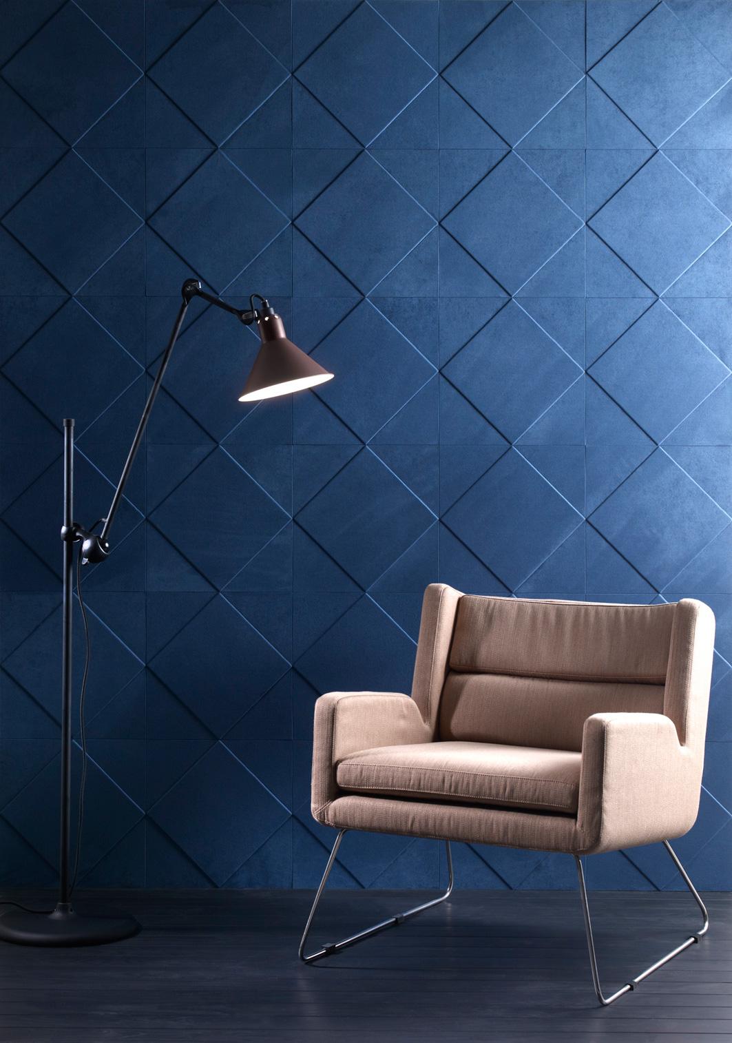 cuir au carre panneaux de cuir pr ts poser pour la d coration. Black Bedroom Furniture Sets. Home Design Ideas